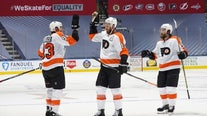 Provorov lifts Flyers past Islanders in 2OT to force Game 7