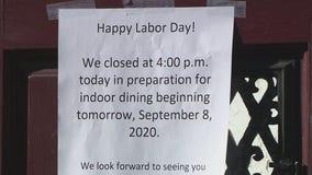 Restaurants gearing up for indoor dining in Philadelphia resuming Tuesday