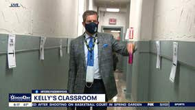 Kelly's Classroom: Saint George School in Port Richmond