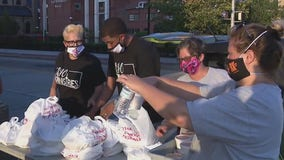 Nonprofit distributes meals to those in need in Camden