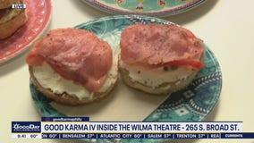Breakfast with Bob: Good Karma Cafe
