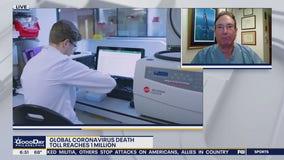 Global coronavirus death toll reaches 1 million as scientists work towards vaccine