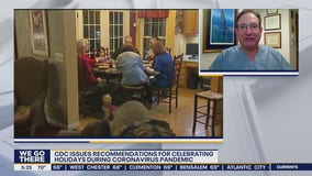 CDC makes new recommendations for Thanksgiving gatherings