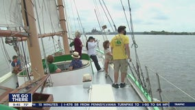 Alex Around Town: Northwind Schooner