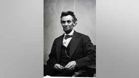 Lock of Abraham Lincoln's hair sells for more than $81,000