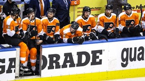 Isles East finals-bound after 4-0 romp over Flyers in Game 7