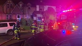 3 hospitalized after discarded smoking materials sparks fire at home in Wilmington
