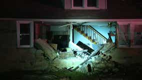 Levittown man faces adversity after car plows into home