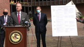 Citing 'mishandling' by Krasner's office, U.S. Attorney announces federal charges in 2 cases