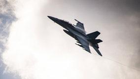 Navy cancels F/A-18 flyover of Hudson River