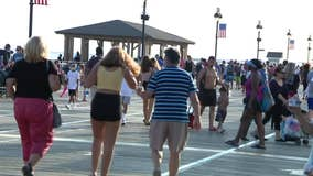 Beachgoers, businesses savor last dose of summer on Jersey shore amid pandemic