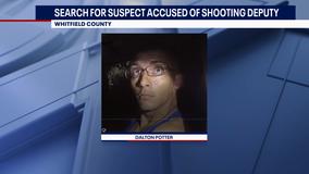 GBI: 1 of 2 fugitives captured after deputy shot; vest saved him