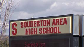 Souderton School District students begin their return to school Tuesday