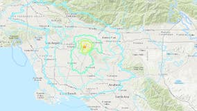 4.6 magnitude earthquake strikes near El Monte, rattles SoCal