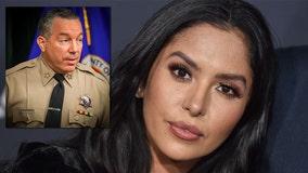 Vanessa Bryant sues LA County Sheriff Villanueva, LASD over leaked helicopter crash scene photos