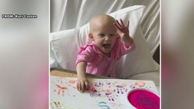 Girl battling 2 rare cancers in desperate need of bone marrow donor