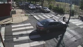 Cyclist recovering from hit-and-run in South Philadelphia caught on camera