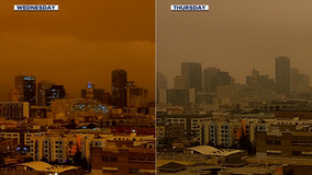 Another strange weather day in California? Meteorologists say yes