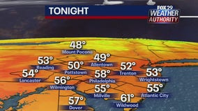 Weather Authority: Clear and mild Wednesday night gives way to pleasant Thursday