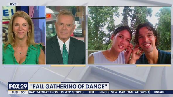 Pennsylvania ballet dancers create benefit show to aid arts community