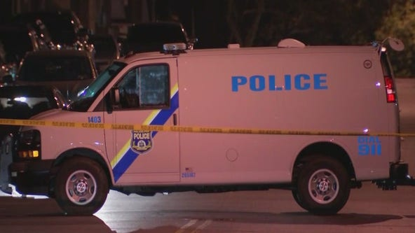 Police working to identify man shot and killed in West Oak Lane