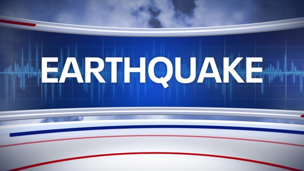 Small earthquake rattles parts of NJ, Pennsylvania