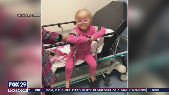 Girl battling 2 rare cancers in need of bone marrow donor