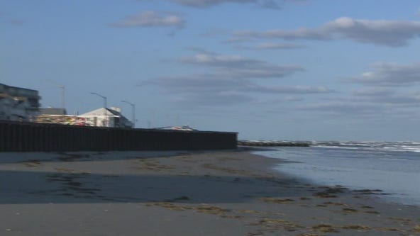 Tropical storms, hurricanes taking toll on North Wildwood beaches