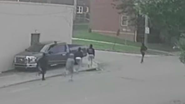 Video: 5 suspects sought in deadly shooting of 26-year-old in Chester