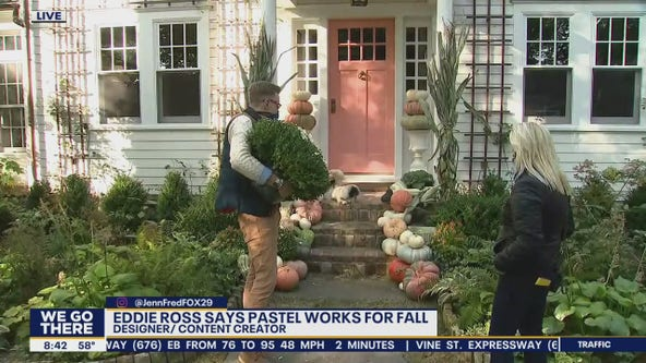 Outdoor decorating tips for the fall
