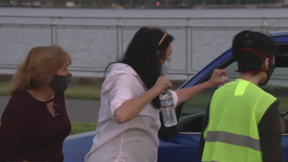 Movie night held at Navy Yard to honor teachers