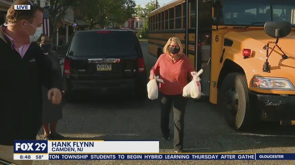 Leap Academy Charter School is delivering over 1,400 meals a day to students