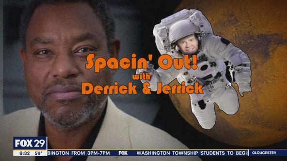 Spacing Out with Derrick and Jerrick: September 23rd