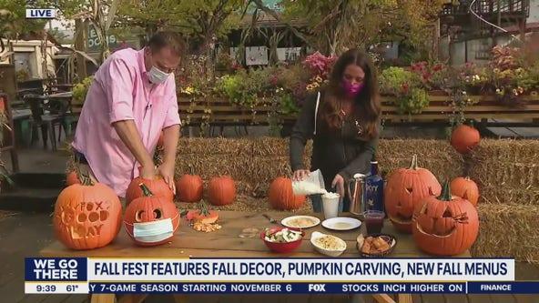 Celebrate fall festivities at Morgan's Pier