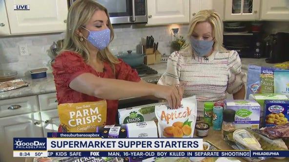 Supermarket Supper Starters for easy meals