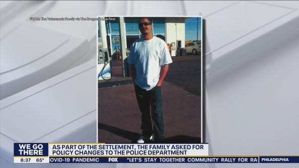 Family of man killed by police proposes policy changes in settlement