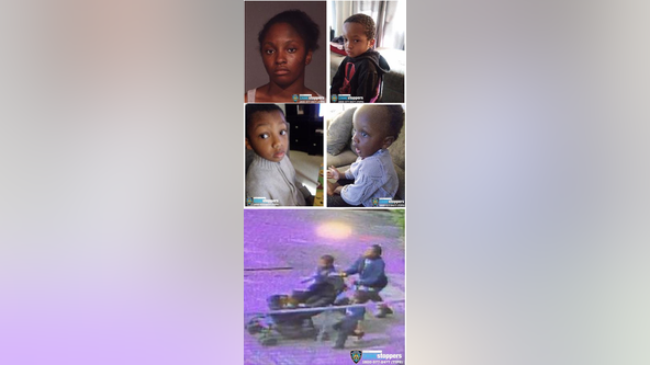 AMBER Alert issued for 3 missing children in Brooklyn