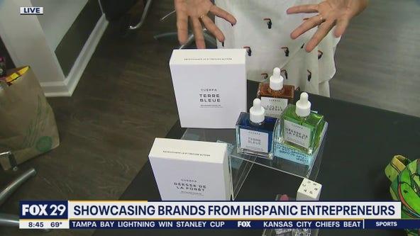 Showcasing brands from Hispanic entrepreneurs