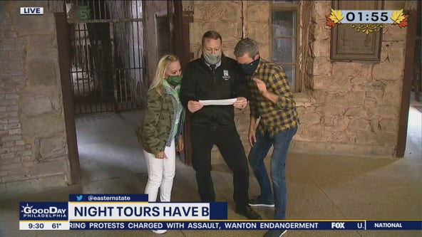 Fall Faceoff: Eastern State Penitentiary scavenger hunt