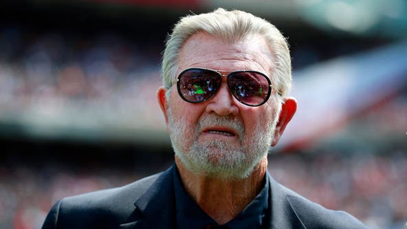 Ditka again on kneeling: 'If you can't respect this country, get the he-- out of it'