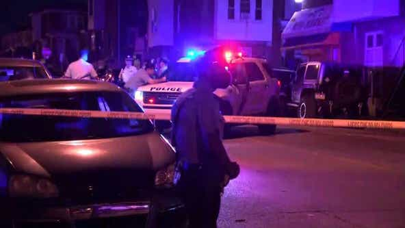 Overnight gunfire injures 4 teens in Frankford, police say