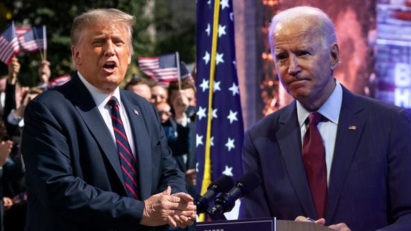Presidential debate: Trump, Biden face off in 1st of 3 debates