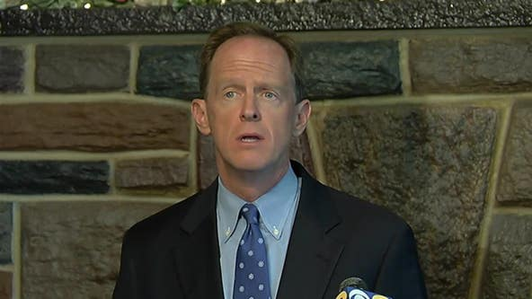 Toomey supports Senate voting on Trump high court nominee