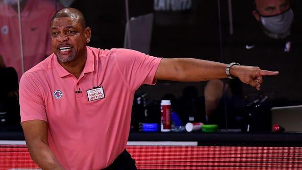 LA Clippers fire head coach Doc Rivers