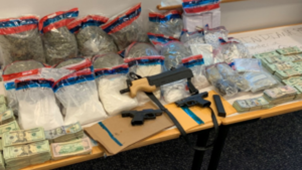 "Police: Operation ""No Mas"" leads to 28 arrests, disrupts large scale drug dealing operation"