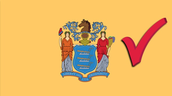Candidates and questions on the New Jersey ballot