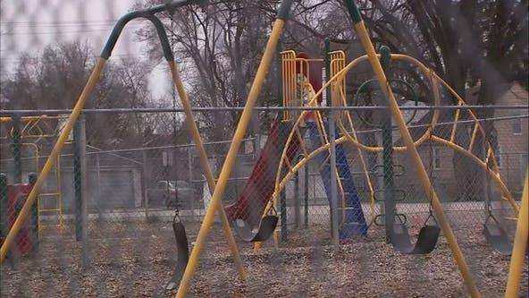 More than 40 razor blades found on Michigan playground