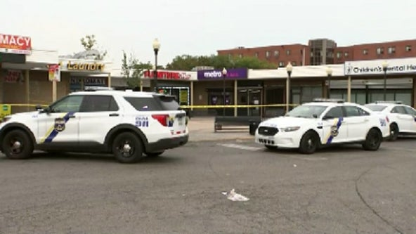 Police: Teen shot in head inside laundromat in West Philadelphia