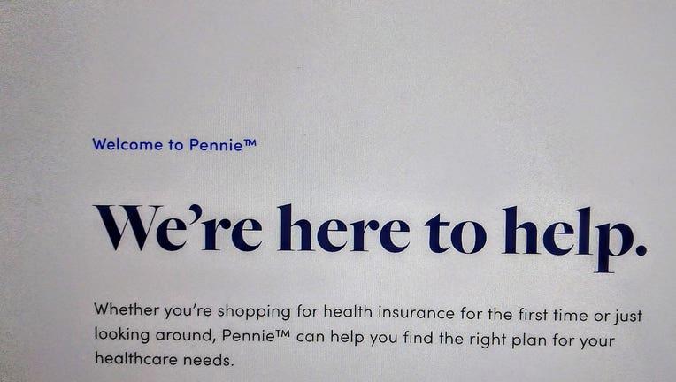 Pennie, Pennsylvania's new healthcare website