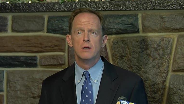 Senator Pat Toomey (PA)